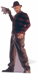 Star Cutouts Freddy Krueger