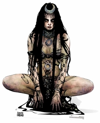 Enchantress (Suicide Squad Comic Artwork)