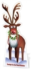Rudolph the Red Nosed Reindeer Christmas Lifesize Cardboard Cutout