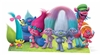 Star Cutouts Trolls True Colours Group Cutout