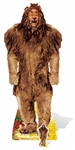 The Cowardly Lion from The  Wizard of Oz