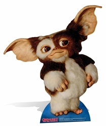 Star Cutouts SC978 Gizmo Cute Gremlin Perfect for Fans of retro 80's movies, Parties and Events Height 75cm