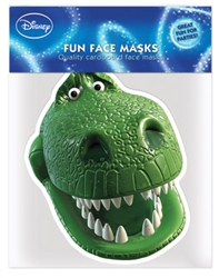 REX THE DINOSAUR MASK Toy Story