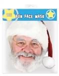FATHER CHRISTMAS MASK