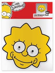 Lisa Simpson Mask