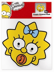Maggie Simpson Mask