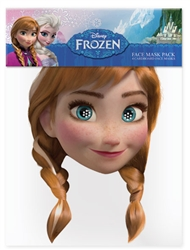 Anna (FROZEN) Mask