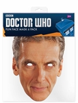 The 12th Doctor Mask (Peter Capaldi)