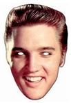 ELVIS PRESLEY ROCK AND ROLL MASK