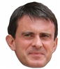 Manuel Valls SINGLE MASK