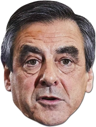 Francois Fillon  SINGLE MASK