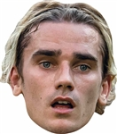 Star Cutouts Antoine Griezmann SINGLE MASK