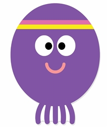 Star Cutouts Betty (Hey Duggee) MASK