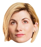 Jodie Whittaker (13th Doctor) Doctor Who Mask