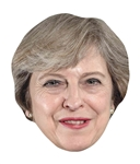 Theresa May Single Mask