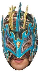 SM344 Kalisto WWE Mask Great fun for family, friends and fans.