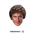 SM351 Michael Knight David Hasselhoff Single Face Mask