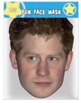 PRINCE HARRY MASK