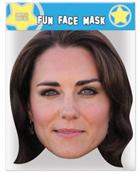 DUCHESS OF CAMBRIDGE (KATE) MASK