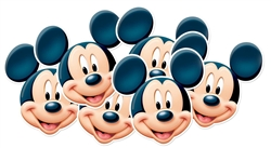 Mickey Mouse 6 Pack