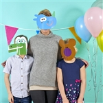 Star Cutouts Hey Duggee & Squirrels Party Pack of 6 Masks