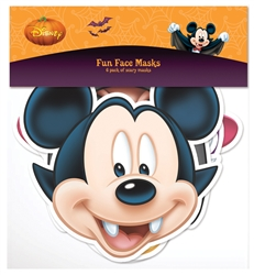 Disney Halloween Party 6 Pack
