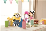 Star Cutouts Despicable Me Minions Table Top Party Pack