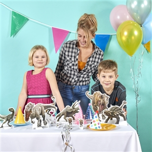 Star Cutouts Jurassic World Dinosaur Table Top Party Pack