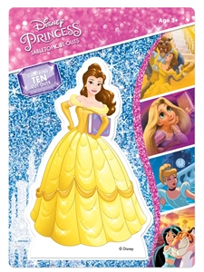Star Cutouts Disney Princess Pack Table Top Pack Party aka Table Toppers Desktop Cardboard Cutouts Disney Princess Pack Table Top Pack  Jasmine Aurora Belle Cinderella  Rapunzel Snow White
