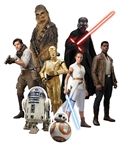 TT037 Star Wars Rise 8 Table Top Cutouts