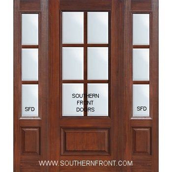 Southern Front Doors!