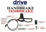 Drive Brake system Right or Left Brake for use with 10208, 543, 544, 548, 301, 161, 162, 199, 10218, and 10215 (1)