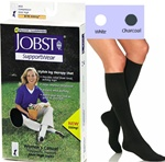 Jobst Women Casual Knee 8- 15 mmHg