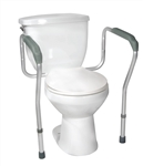 Drive Toilet Safety Frame 12001KD-1