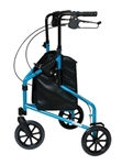 Lumex 3 Wheel Cruiser Rollator 609201