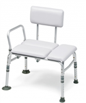 Lumex Padded Transfer Bench