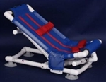 PVC Anthros Adolescent Bath Chair Capacity 150 lbs