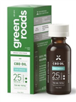 Green Roads 750mg CBD Oil Mint 25mg/ml