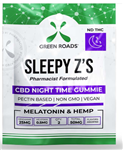 Green Roads CBD Sleepy Z's 50mg