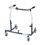 Drive Bariatric Anterior Safety Roller 500 lb. Weight capacity (CE 1000 XL)