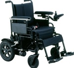 Drive Cirrus Plus EC, Folding Power Chair