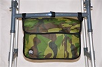 Monarch Camo Mobility Bag Quilted