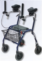 Dolomite Alpha Advanced Walker Rollator