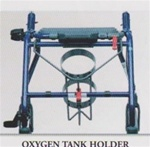 Dolomite Oxygen Tank Holder for the Legacy, Maxi+, Symphony and Alpha only (B,C or D)