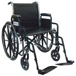 Drive Silver Sport 2 - Dual Axle with Adjustable Seat Height