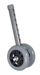 "Drive 5"" Bariatric Walker Wheels with Two Sets of Rear Glides"