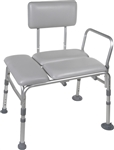 Drive Padded Transfer Bench