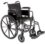 Drive Cruiser X - Lightweight Wheelchair
