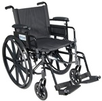 Drive Cirrus IV Wheelchair High Strength, Lightweight Dual Axle