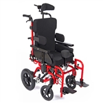 "Drive Kanga TS Pediatric Folding Tilt-In-Space Wheelchair Seat widths 10"", 12"" or 14"""